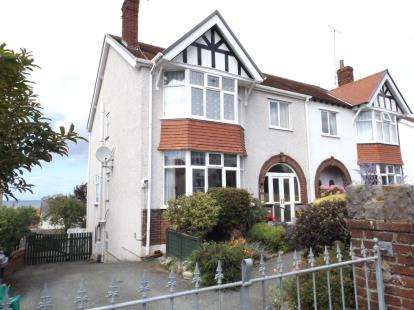 4 Bedrooms Semi Detached House for sale in Heenan Road, Old Colwyn, Colwyn Bay, Conwy, LL29