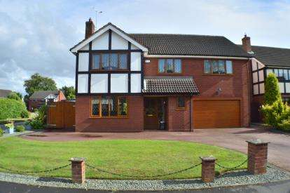 5 Bedrooms Detached House for sale in Daisy Lane, Alrewas, Staffordshire