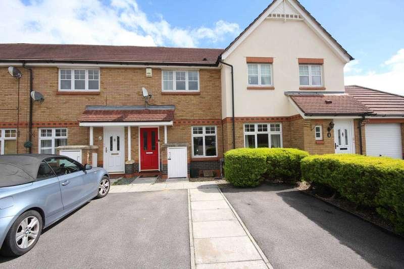 2 Bedrooms Terraced House for sale in Pakenham Road, Bracknell