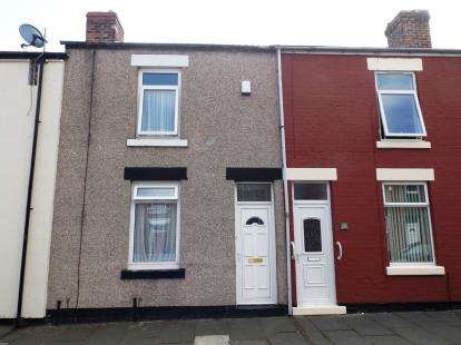 2 Bedrooms Terraced House for sale in Shildon Street, Darlington, County Durham