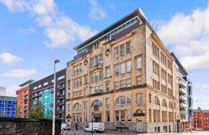 3 Bedrooms Flat for sale in College Street, Glasgow