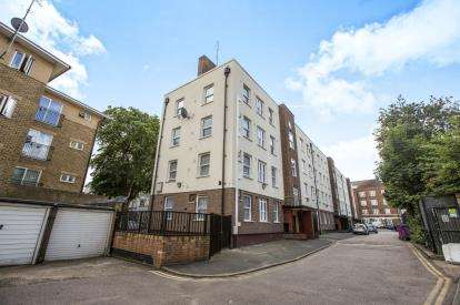 4 Bedrooms Flat for sale in Turin Street, Bethnal Green, London
