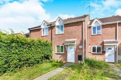 2 Bedrooms Terraced House for sale in Sunningdale Way, Bletchley, Milton Keynes