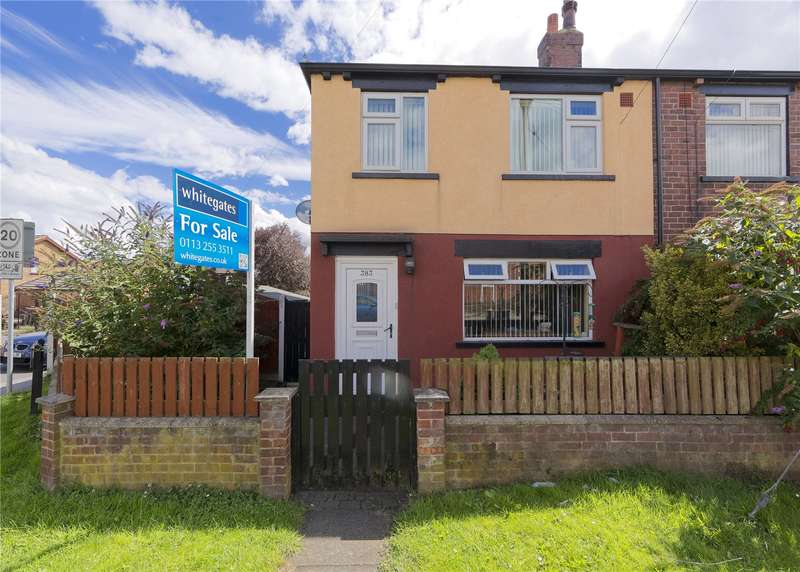 3 Bedrooms End Of Terrace House for sale in Broad Lane, Leeds, West Yorkshire, LS13