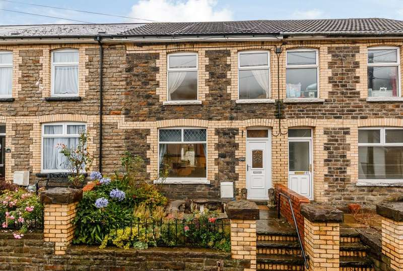 3 Bedrooms Terraced House for sale in North Road, Pontywaun, Newport, Caerffili NP11 7FW