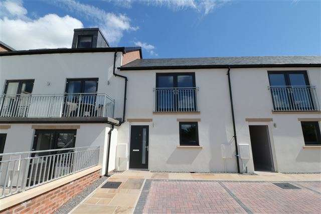 2 Bedrooms Terraced House for sale in Unit 3, Thornton Court, Carlisle, CA3 9HZ
