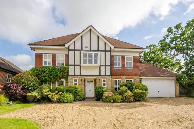 5 Bedrooms House for sale in Althorp Close, Arkley, EN5