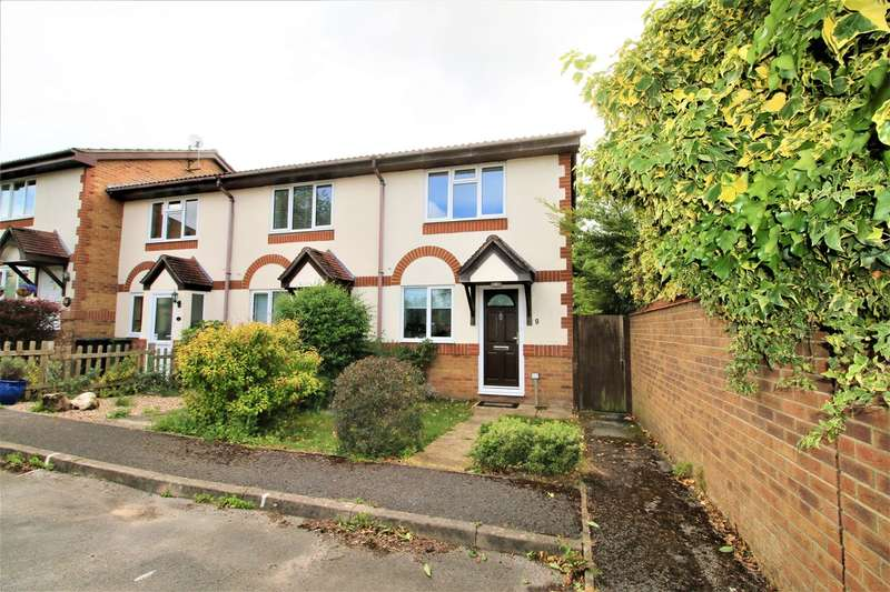 2 Bedrooms End Of Terrace House for sale in Lapin Lane, Hatch Warren, Basingstoke, RG22