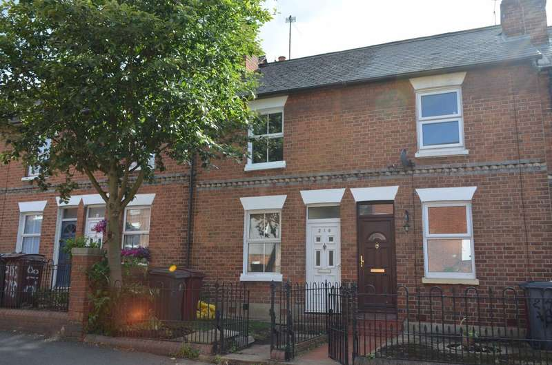3 Bedrooms Terraced House for rent in Southampton Street, Reading, RG1 2RD