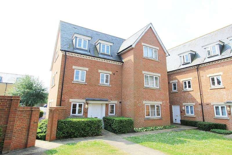2 Bedrooms Ground Flat for sale in 25A, Homersham, Canterbury, Kent, CT1 3RL