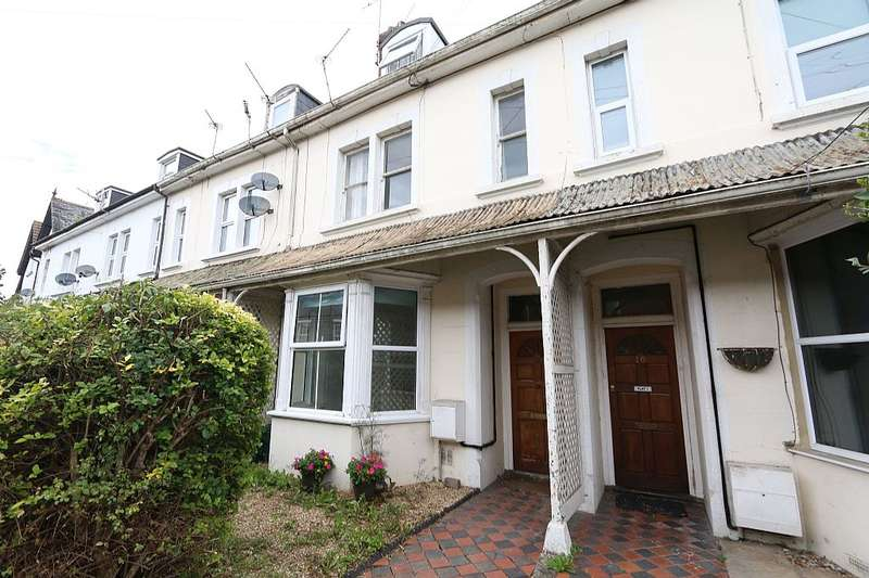 1 Bedroom Studio Flat for sale in Flat 1, 18 Craven Road, Newbury, Berkshire, RG14 5NE