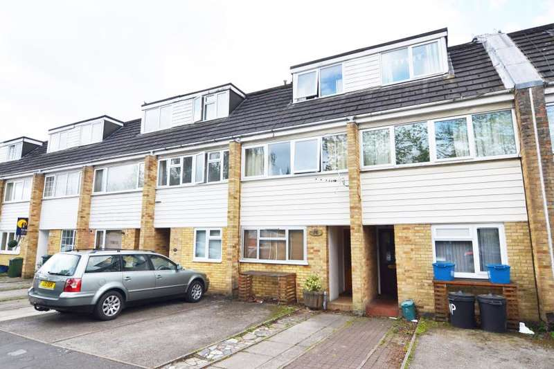4 Bedrooms Town House for sale in North Place, Teddington, TW11