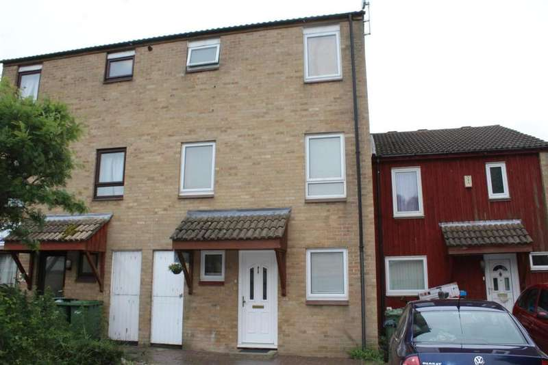 5 Bedrooms Terraced House for sale in Marsham, Peterborough