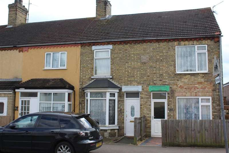 3 Bedrooms House for sale in St. Pauls Road, Peterborough