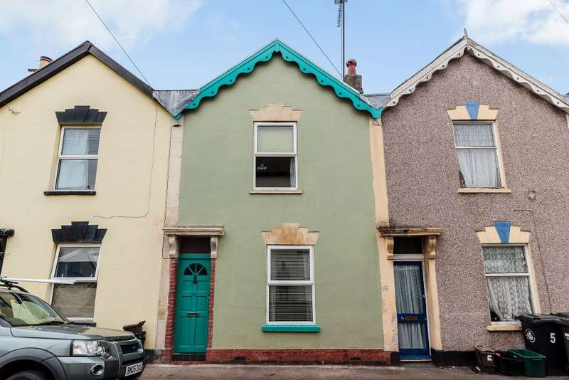 2 Bedrooms Terraced House for sale in Brenner Street, Easton, Bristol, BS5 6JB