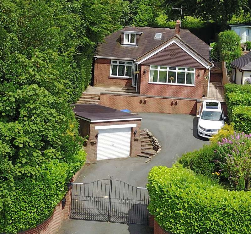 3 Bedrooms Bungalow for sale in Lightwood Road, Lightwood, ST3 7HD