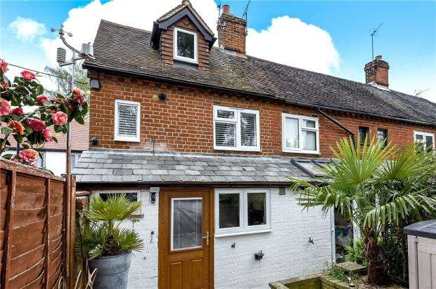 2 Bedrooms End Of Terrace House for sale in Rose Court, Wokingham, Berkshire