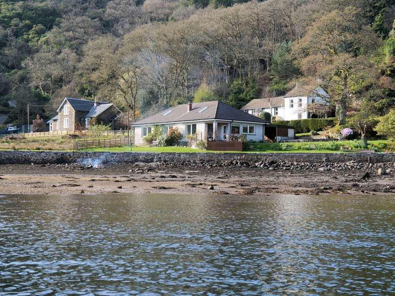 3 Bedrooms Detached Villa House for sale in Tighnanros Glen Caladh, Tighnabruaich, PA21 2EH