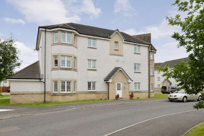 1 Bedroom Flat for sale in Harrier Court, Dunfermline, Fife, KY11 8JS