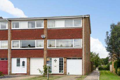 4 Bedrooms End Of Terrace House for sale in Place Farm Avenue, Orpington