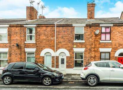2 Bedrooms Terraced House for sale in Lorne Street, Kidderminster, Worcestershire