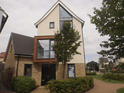 4 Bedrooms Detached House for sale in Mile End, Colchester, Essex