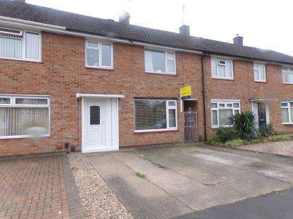 3 Bedrooms Terraced House for sale in Boscastle Road, Alvaston, Derby, Derbyshire