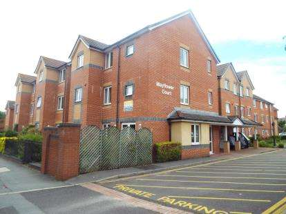 1 Bedroom Retirement Property for sale in Southampton, Hampshire