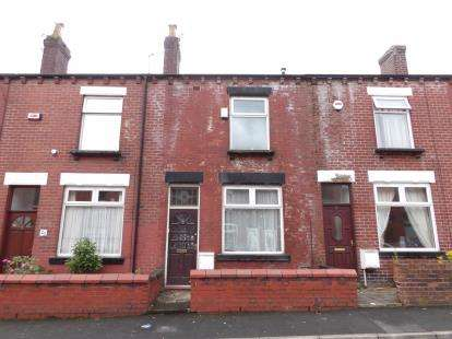 2 Bedrooms Terraced House for sale in Hughes Street, Halliwell, Bolton, Greater Manchester, BL1