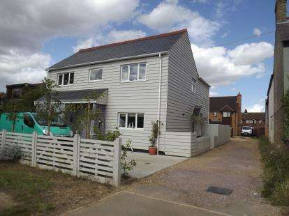 2 Bedrooms Semi Detached House for sale in St. Neots Road, Sandy, Bedfordshire