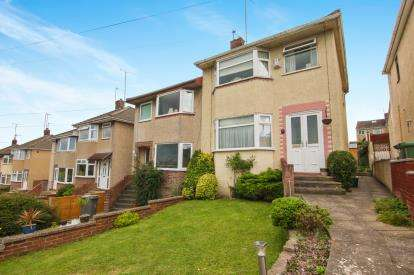 3 Bedrooms Semi Detached House for sale in Crispin Way, Kingswood, Bristol