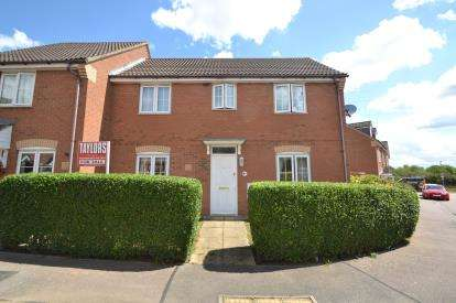 3 Bedrooms Semi Detached House for sale in Reservoir Close, Irthlingborough, Wellingborough, Northamptonshire