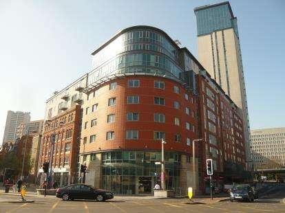 1 Bedroom Flat for sale in Orion Building, 90 Navigation Street, Birmingham, West Midlands