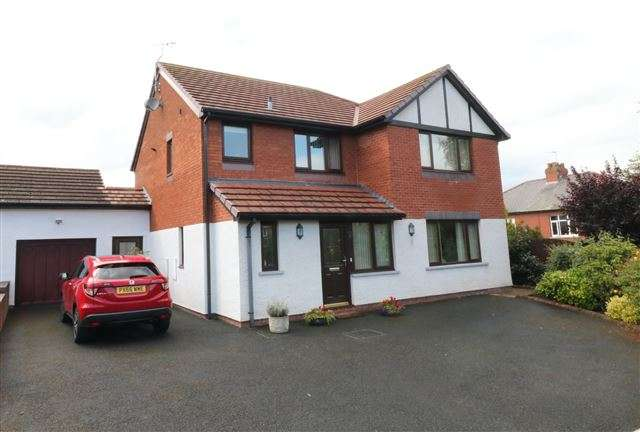 4 Bedrooms Detached House for sale in Berkeley Grange, Carlisle, Cumbria, CA2 7PW