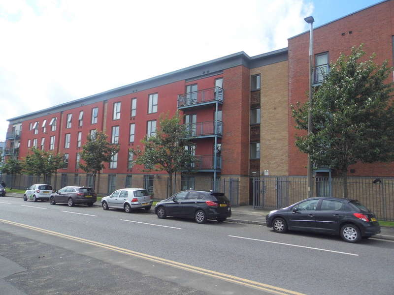 2 Bedrooms Flat for sale in Quay 5, Ordsall Lane, Salford, M5