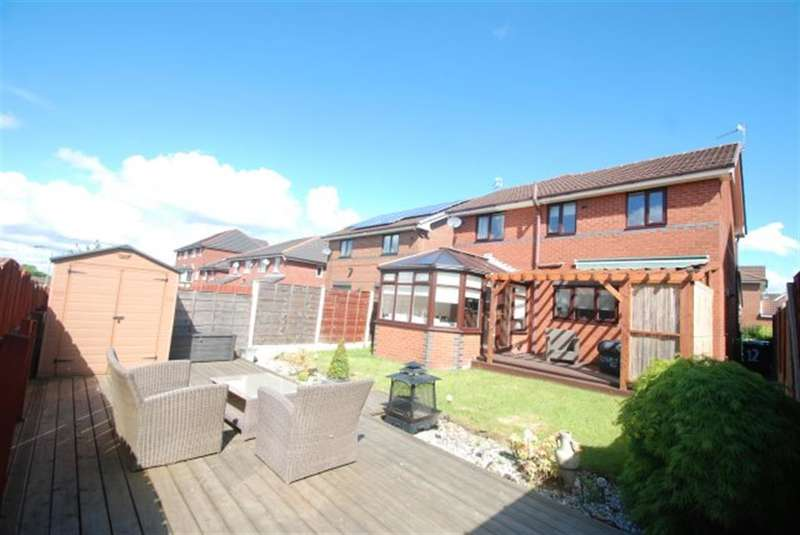 4 Bedrooms Detached House for sale in Claremont Gardens, Ashton-under-Lyne, lancs, OL6 9RE