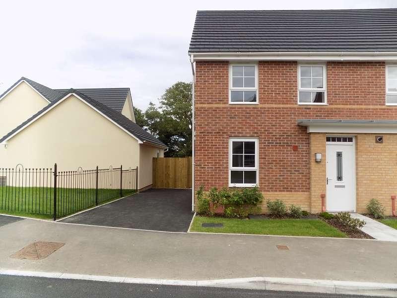 3 Bedrooms Semi Detached House for sale in Pen Y Berllan, Cefn Glas, Bridgend. CF31 4QQ
