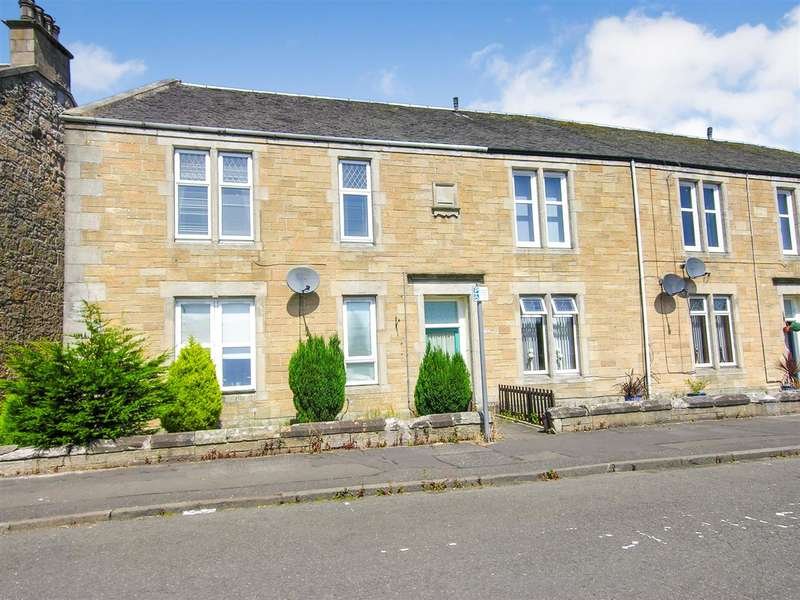 1 Bedroom Flat for sale in Pretoria Road, Larbert