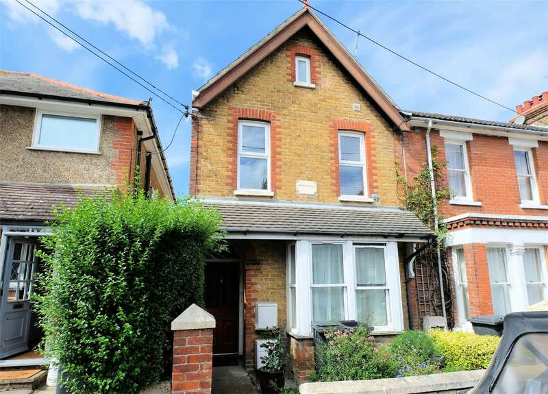 1 Bedroom Flat for sale in Clare Road, Tankerton, WHITSTABLE, Kent