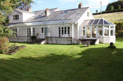 4 Bedrooms House for sale in Maenan, Llanrwst, Conwy, North Wales, LL26
