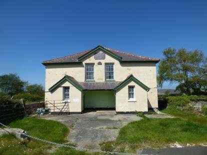 Detached House for sale in Salem Street, Bryngwran, LL65