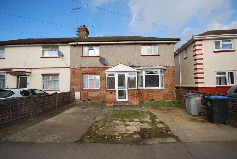 3 Bedrooms Semi Detached House for sale in LYON PARK AVENUE, WEMBLEY, MIDDLESEX, HA0 4DX