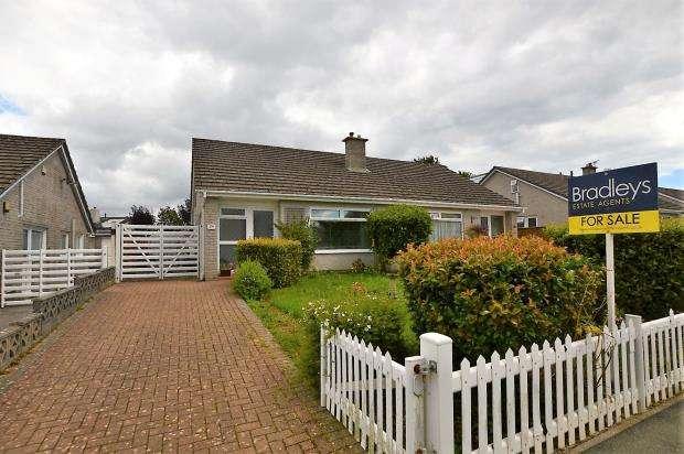 2 Bedrooms Semi Detached Bungalow for sale in Wearde Road, Saltash, Cornwall