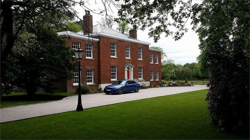 5 Bedrooms Detached House for sale in Warrington Road, Culcheth, Warrington, WA3