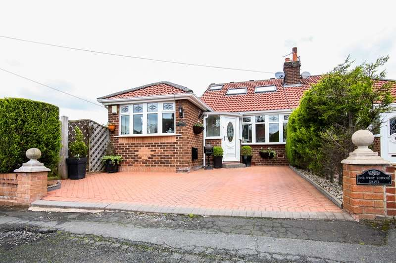 3 Bedrooms Bungalow for sale in Westbourne Drive, Ashton-under-Lyne, Lancashire, OL7