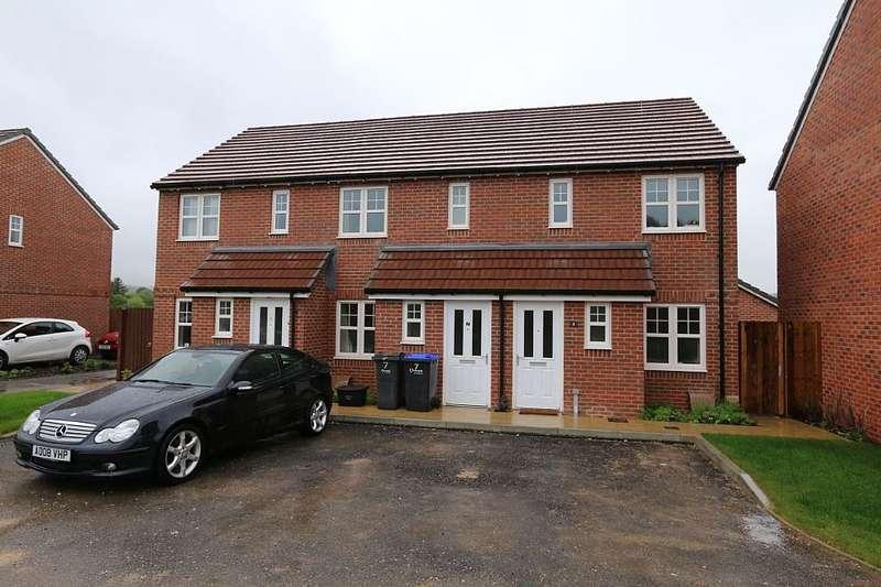 2 Bedrooms Terraced House for sale in Shepperd Street, Tidworth, Wiltshire, SP9 7WS