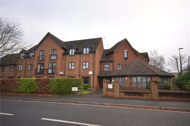 2 Bedrooms Retirement Property for sale in Pinewood Court, Fleet, Hampshire