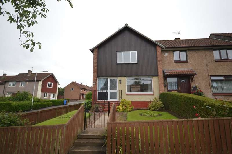 2 Bedrooms Property for sale in Falcon Drive, Glenrothes, KY7