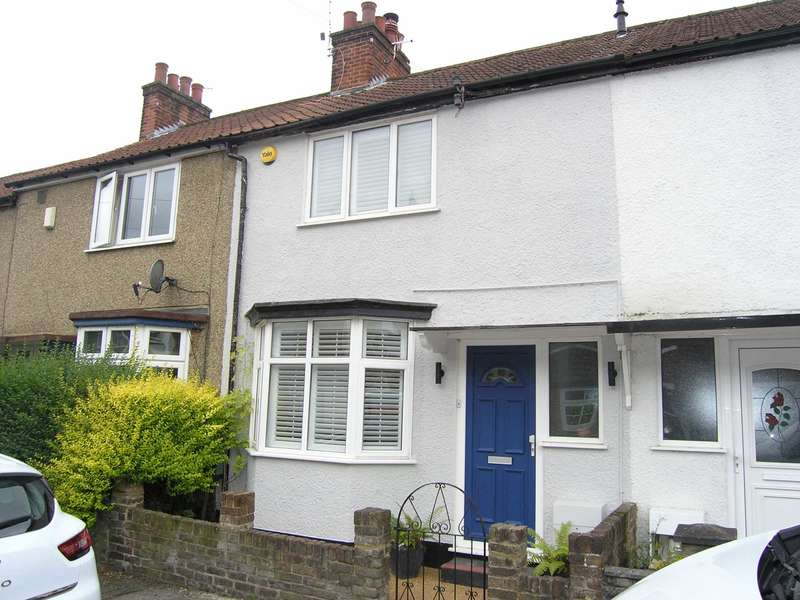 2 Bedrooms Terraced House for sale in Ashdon Road, Bushey