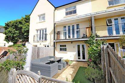 4 Bedrooms Terraced House for sale in Sidmouth, Devon